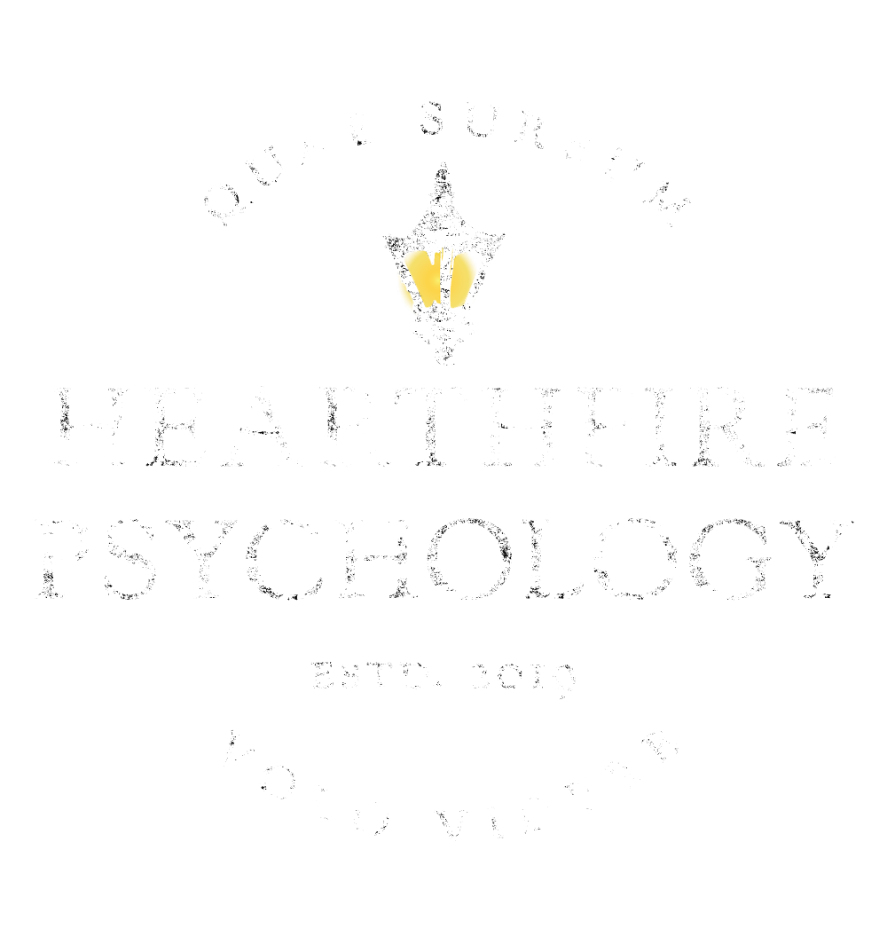 HearthFire Psychology logo | Psychotherapy, Psychological Evaluations, Court Ordered Therapy